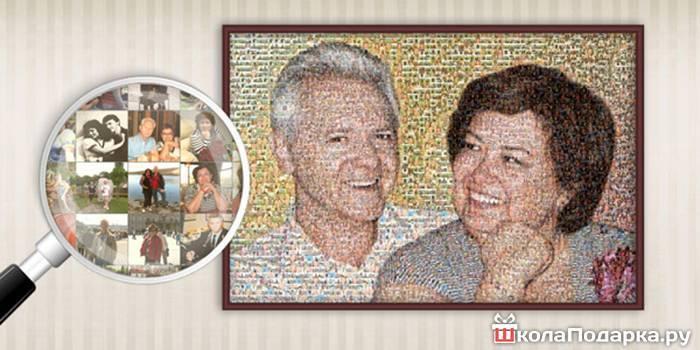 Рубиновая годовщина свадьбы: 40 лет совместной жизни