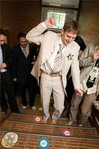 Сценарий выкупа невесты с конкурсами