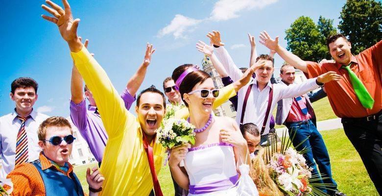 Прикольные конкурсы на 2 день свадьбы