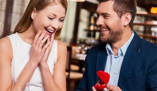 Как сделать предложение девушке красиво и оригинально?
