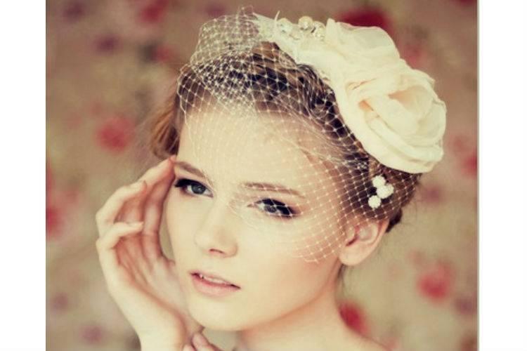 Инструкция. свадебная шляпка своими руками