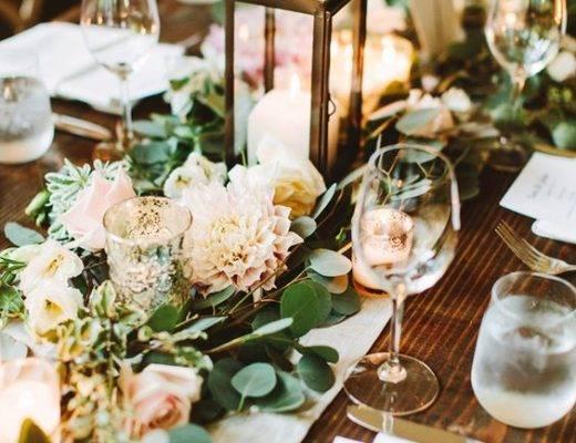 Красивое оформление свадьбы (идеи)