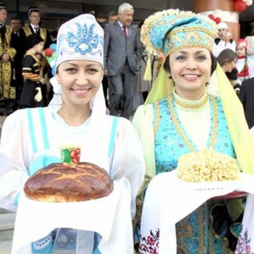 Татарская свадьба. традиции татарской свадьбы
