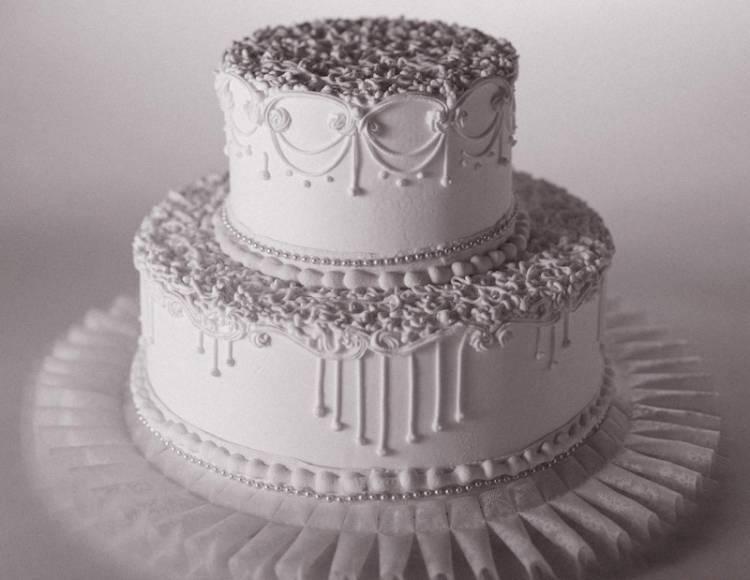 Торт на серебряную свадьбу - запись пользователя ольга (yalo14) в сообществе кондитерская в категории торты свадебные - babyblog.ru