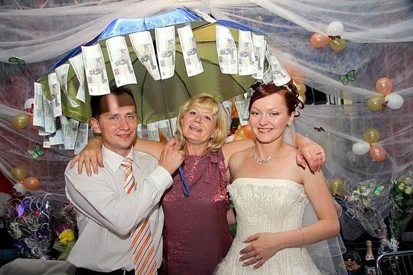 Оригинальные идеи для подарка на свадьбу своими руками