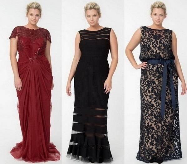 Платья 50 размера. как выбрать правильно модель для пышной красотки