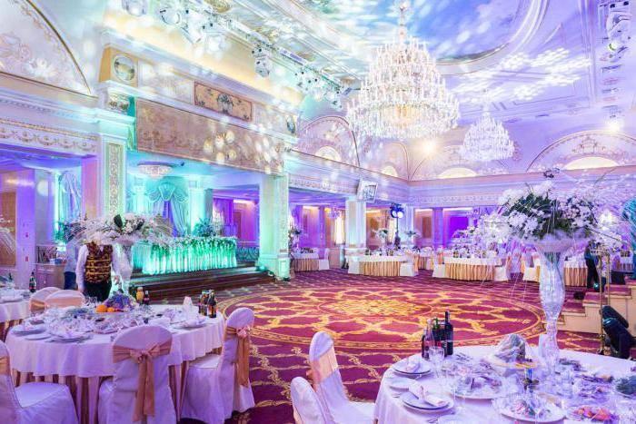 Свадебный банкет для небольшой компании: советы и нюансы