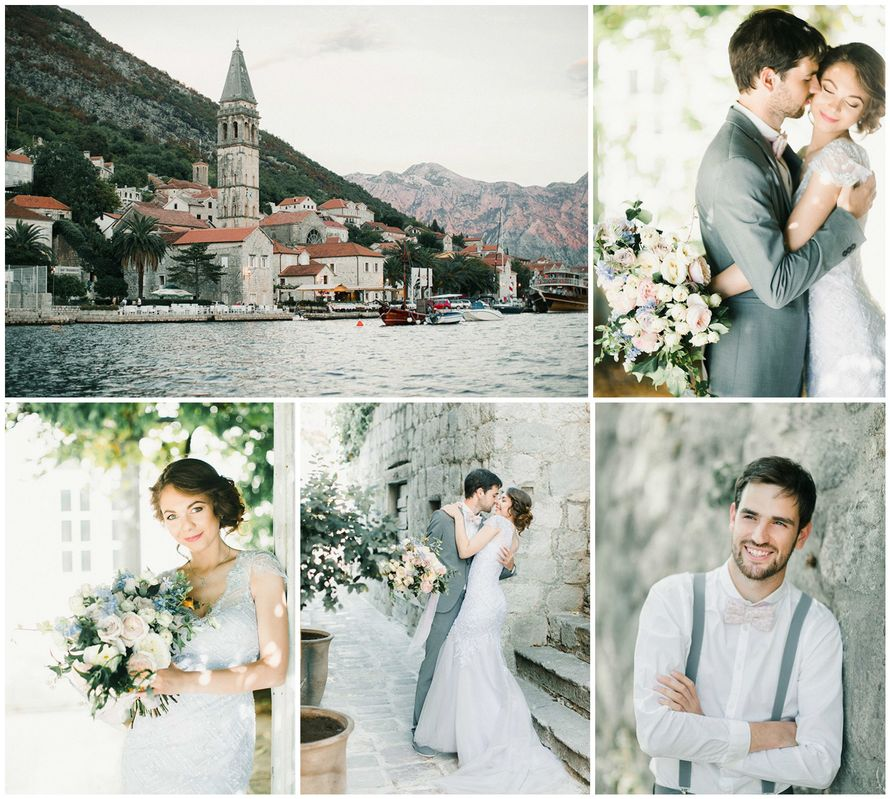 Цветные свадебные платья: 80 шикарных идей