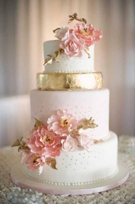 Свадебные торты — фото идеи, какой торт выбрать