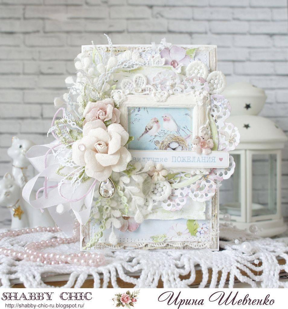 Шебби шик свадьба: советы по оформлению.