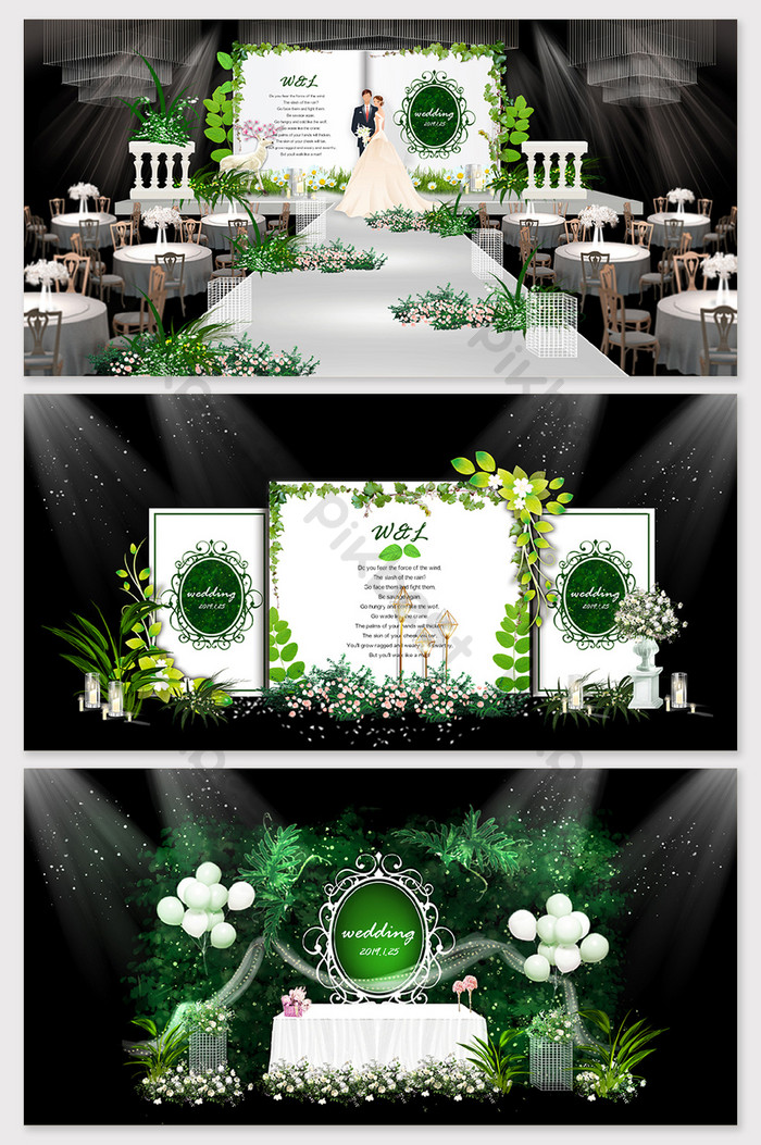 Идеи оформления свадьбы на природе — тренды 2020 года с фото
