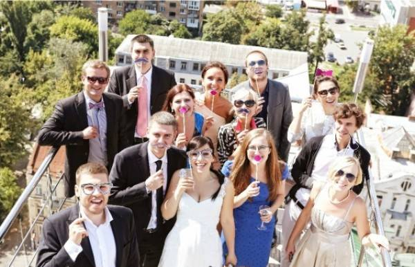 Самые необычные и оригинальные идеи для свадьбы