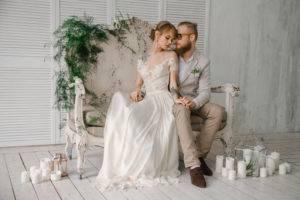 Фотосессия «утро невесты» (52 фото): идеи для проведения дома, в студии и на природе