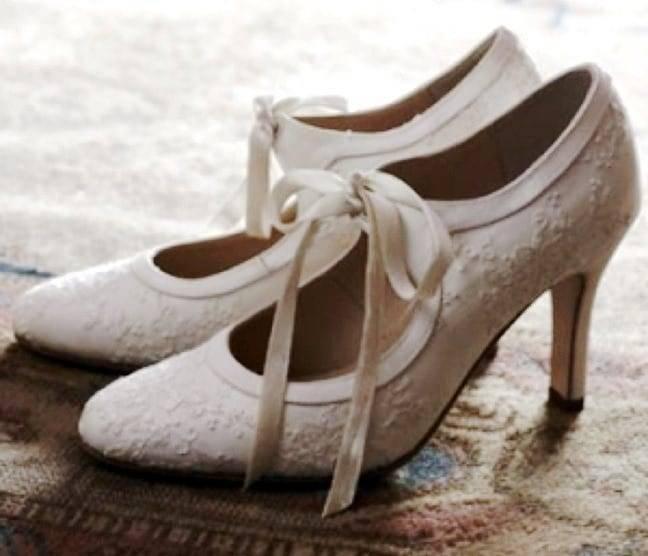 Какие нужно знать приметы про свадебные туфли?