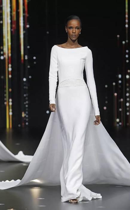 Главные свадебные тренды 2020 — от платьев до цветов   vogue russia