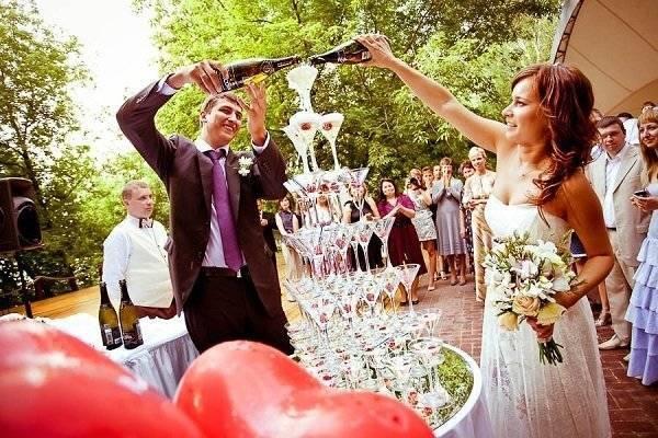 Прикольные конкурсы на свадьбу для гостей на природе в 2020 году для лета и зимы