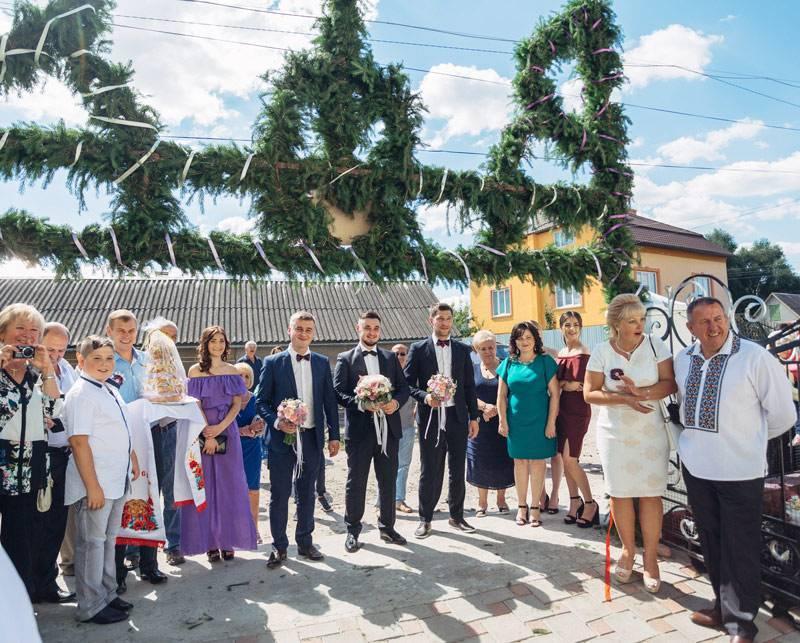 10 странных свадебных традиций у кавказцев