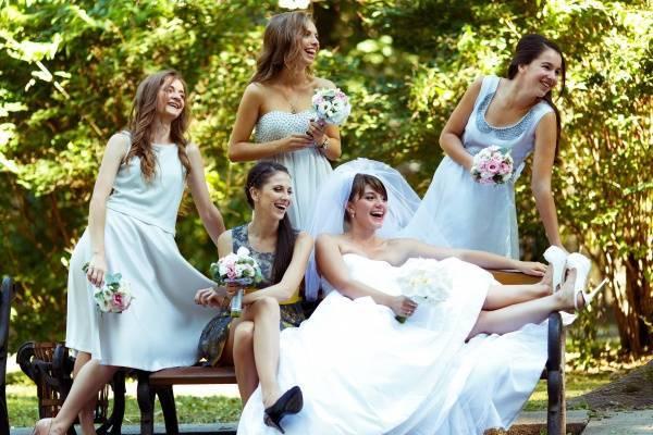Дети на свадьбе: несколько идей о том, чем их занять?