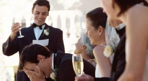 Традиции свидетелей на свадьбе, речь и дресс код главного помощника