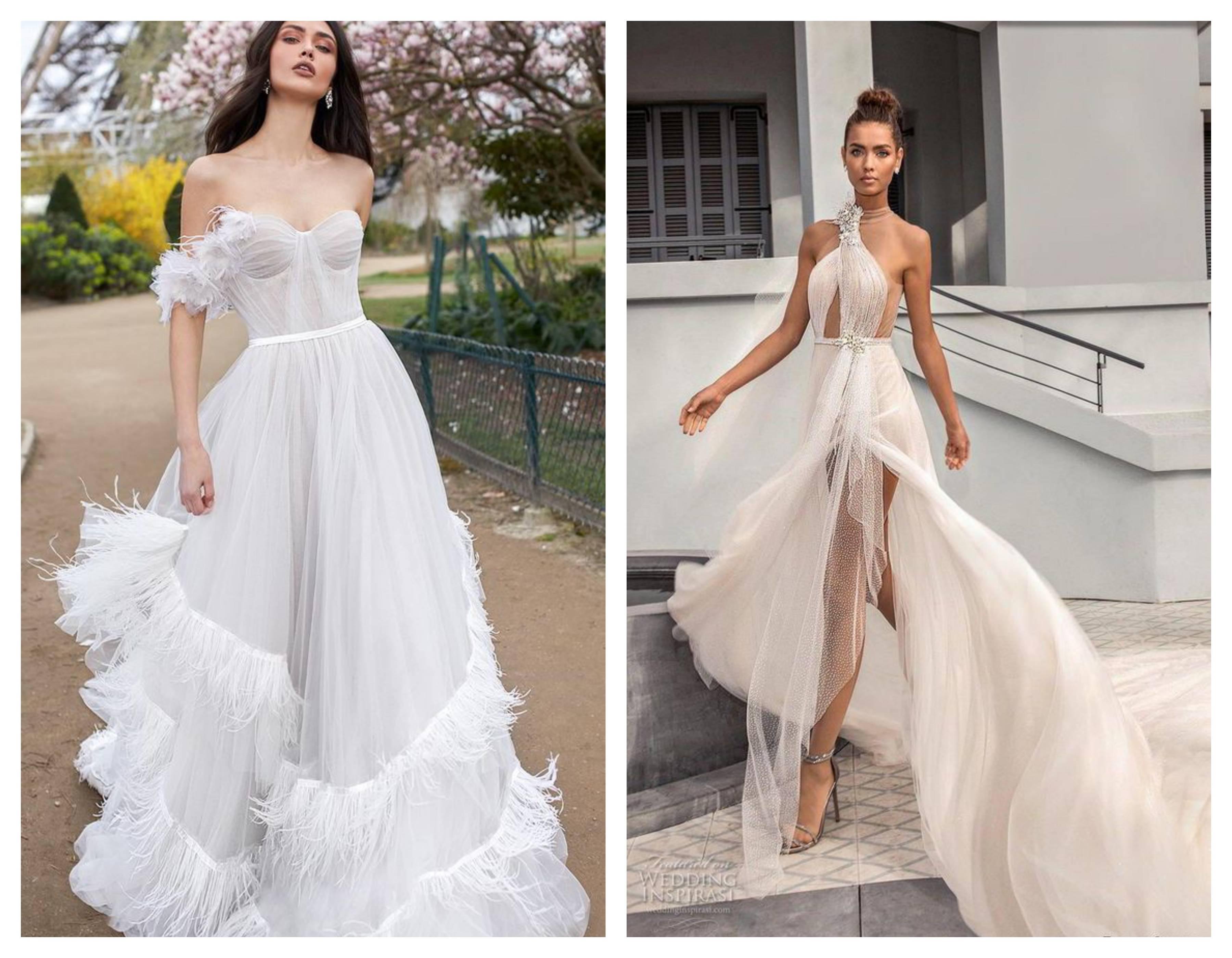 Как постирать свадебное платье в домашних условиях?