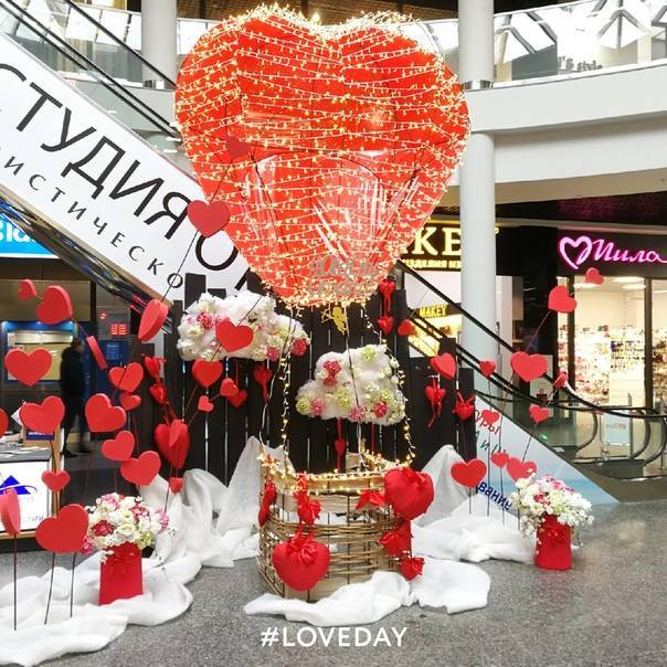 Свадебная фотосессия с воздушными шарами