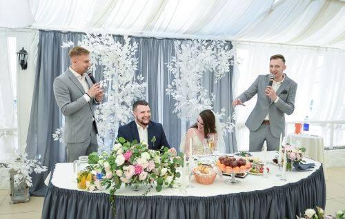 Как выбрать ведущего на свадьбу? | wedding.ua