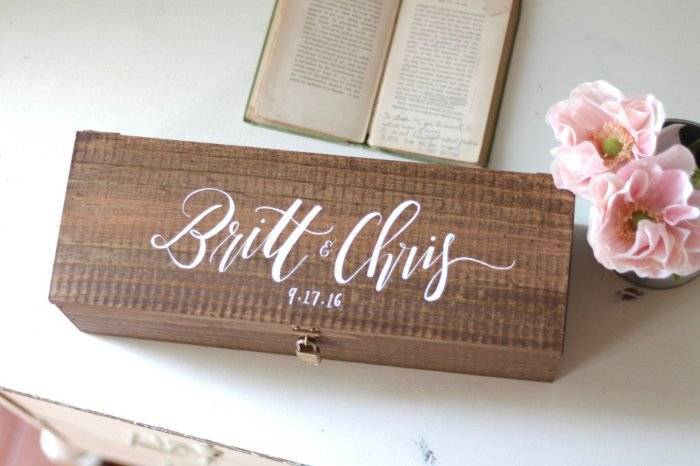 Подарок на свадьбу своими руками: пошаговые мастер-классы с фото