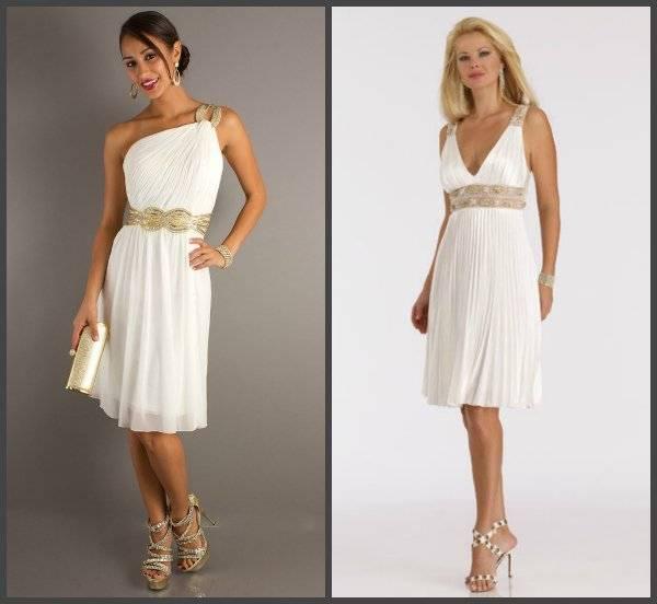Свадебные платья в греческом стиле 2020 (106 фото): для беременных, прическа, короткое, с рукавами, с фатой