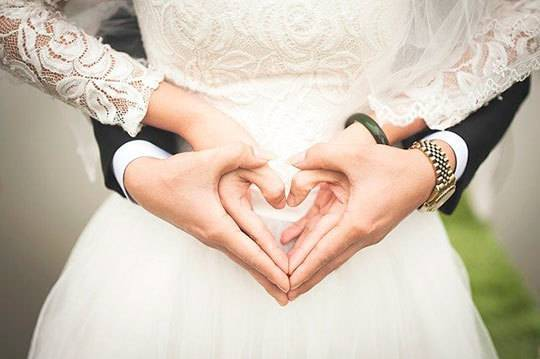 Как выбрать год свадьбы?