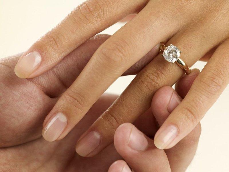 Обручальные кольца: приметы связанные с главным свадебным украшением