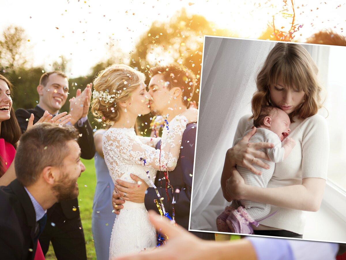 Как занять детей на свадьбе и избежать ненужных волнений