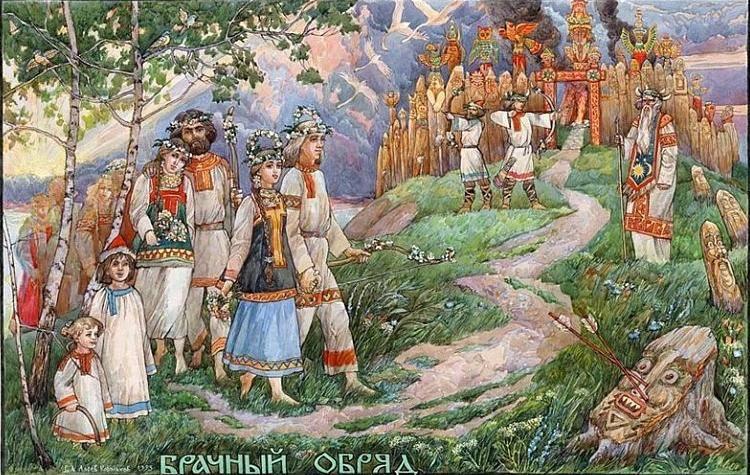 Свадебные традиции в россии: народные обряды и обычаи