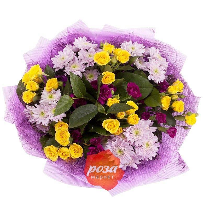 Свадебный букет из хризантем – самые лучшие варианты и самые красивые сочетания