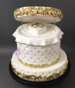 Синий свадебный торт: самые потрясающие свадебные идеи и решения на 65 фото