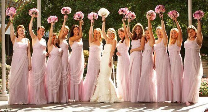 Ищете платье подружки невесты 2020-2021? смотрите красивые платья подружек невесты фото, фасоны, тренды