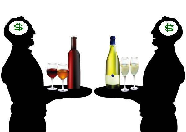 Вино на свадьбу: белое, красное или розовое?