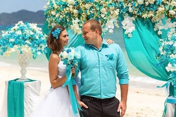 Коралловый – цвет свадьбы 2019-го года!
