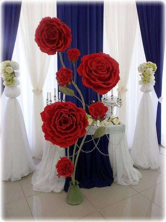 Свадебные композиции на стол — создание гармоничного и торжественного уюта (73 фото + видео)