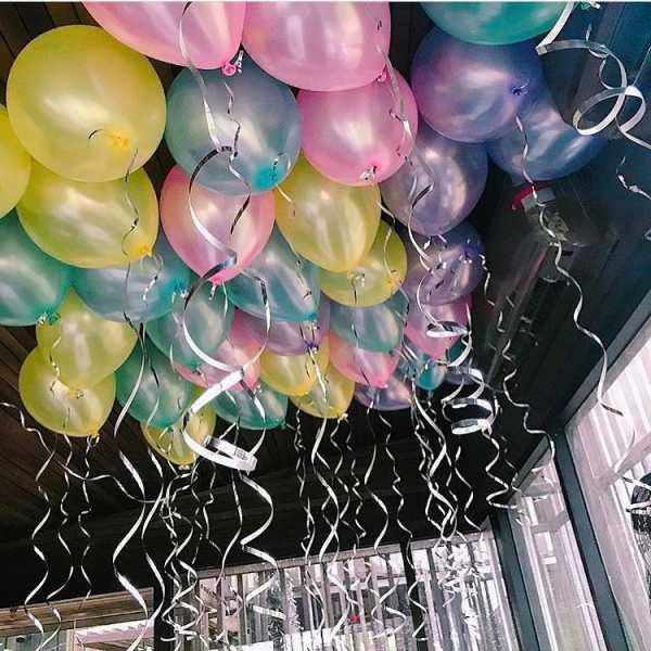 Оформление свадьбы шарами: фото лучших идей для декора