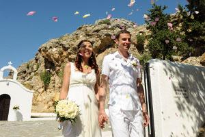 Что нужно для венчания в греции