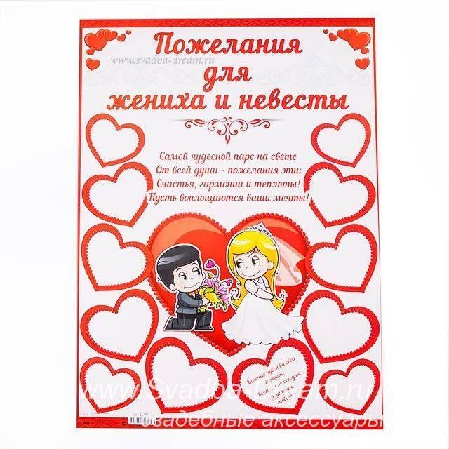 Прикольные плакаты на свадьбу своими руками