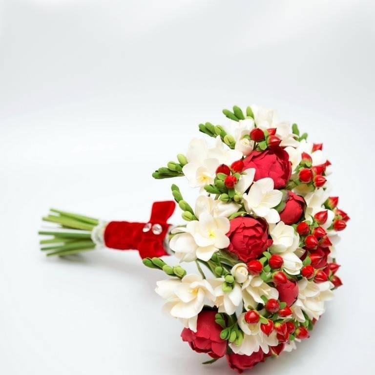 Цветы для букета невесты