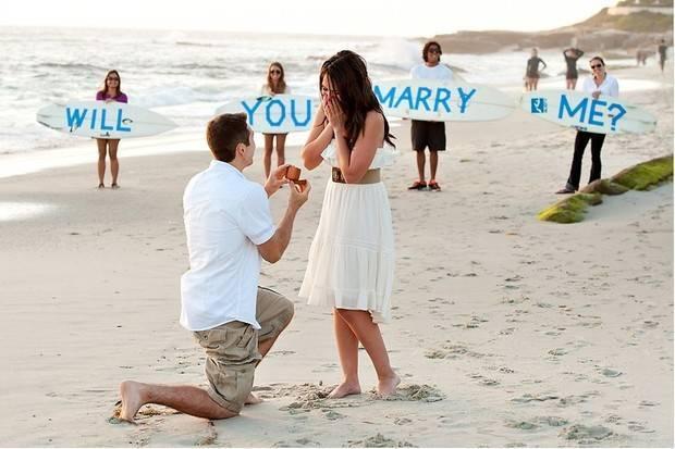 Как правильно сделать предложение выйти замуж любимой девушке. как сделать предложение девушке — красиво и оригинально