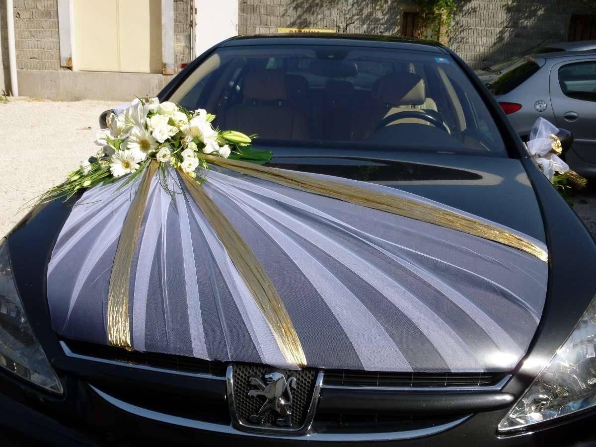 Как украсить свадебную машину своими руками: фото, видео оформления