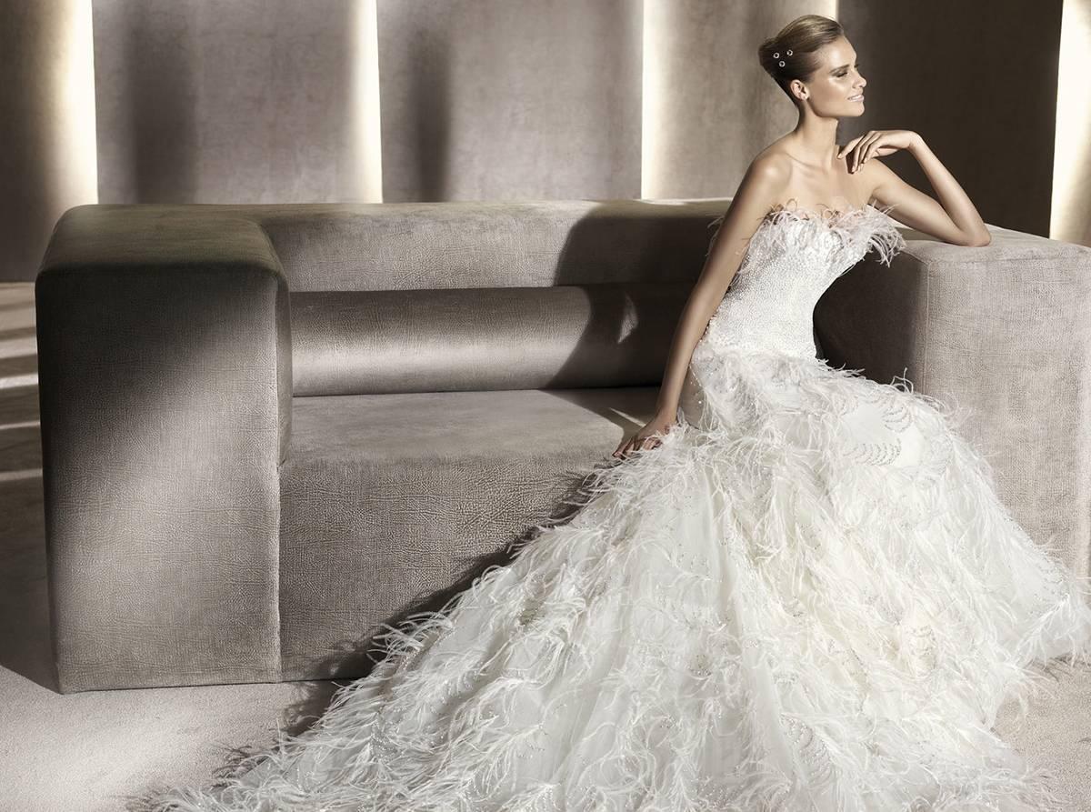 Как правильно постирать свадебное платье в домашних условиях