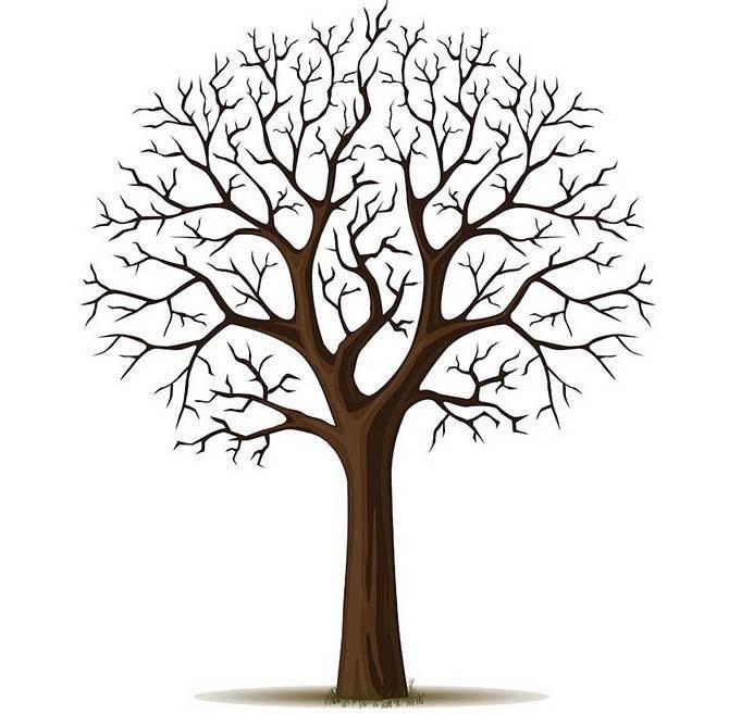 Дерево пожеланий: шаблон