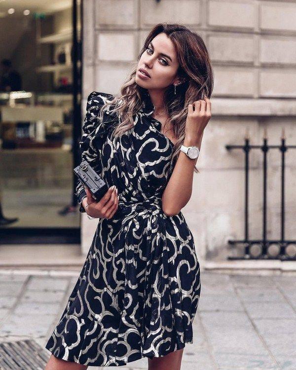Модные платья 2020-2021 года, фото, новинки, тенденции, модные фасоны и модели