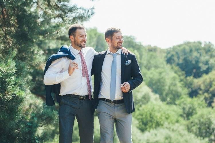 Заметки для свидетелей: что нужно успеть сделать до и во время свадьбы
