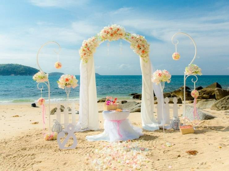 Свадебный фуршет вместо банкета: организация, оформление, меню
