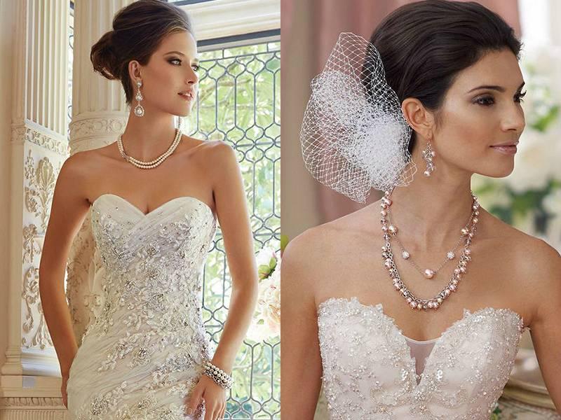 Свадебные украшения на голову невесты: идеи и советы